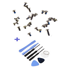 FULL REPLACEMENT INNER SCREW SET + 8PC TOOLS FOR IPAD MINI IPAD 2/3/4