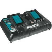 Makita DC18RD 18 Volt LXT Lithium Ion Dual Port Battery Charger 18V Genuine