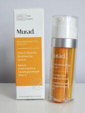 NEW MURAD Environmental Shield Vita-C Glycolic Brightening Serum, 30ml rrp £72