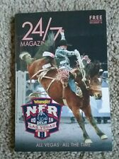 New Las Vegas 24/7 Magazine & Coupon Book December 2016 RARE NFR Championship