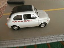 FIAT 500 - MODELLINO - FIAT NUOVA 500 DERIVAZIONE ABARTH