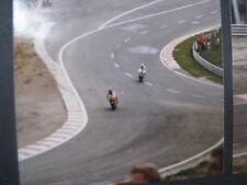 Photo Eau Rouge Mamola, Middelburg Belgian GP Spa Francorchamps 1981