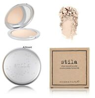 Stila Sheer Pressed Powder in Compact Container with sponge -Choose Your Shade--
