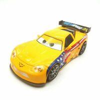 Disney Pixar Cars 2 Jeff Gorvette World Grand Prix Racers America USA Diecast