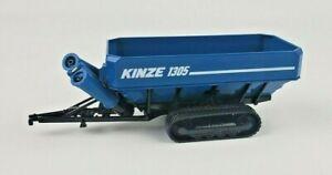 SpecCast 1:64 Kinze 1305 Grain Cart with Tracks