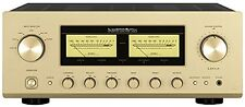 Luxman Lux Integrated Amplifier champagne gold Luxman L-505UXG