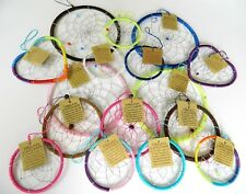 10 DREAM CATCHER RINGS TO MAKE YOUR OWN DREAMCATCHER DIY KIT CRAFT ACTIVITY