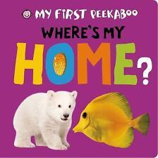 WHERE'S MY HOME? - JENNINGS, EMMA (COM)/ MUNDAY, NATALIE (COM)/ POULSON, SALLY (