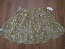 CALVIN KLEIN Ladies CHALICE print skirt.side zipper & 2pkts.Size 12.mrsp $68.nwt