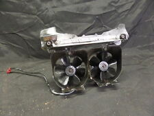 1985 HONDA VF1000R RADIATOR COOLING FANS W/ BRACKET MOUNT