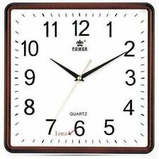 Horloge avec camera espion HD 720P Wifi carré