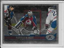 99-00 O-Pee-Chee Chrome Patrick Roy # 16