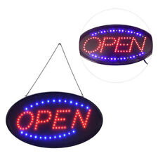 1 Pc LED Open Sign Flashing High Visibility LED Sign Board for Window Wall Shop