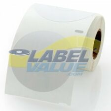 Dymo LV-30854 Compatible CD/DVD Labels