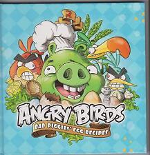 ANGRY BIRDS BAD PIGGIES EGG RECIPES BOOK KIDS COOKBOOK HARDBACK