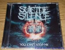 "SUICIDE SILENCE  ""You Can't Stop Me""   NEW  (CD, 2014)"