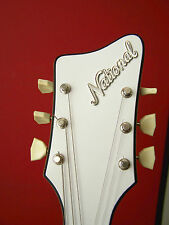 VINTAGE NATIONAL GUITAR HEADSTOCK LOGO