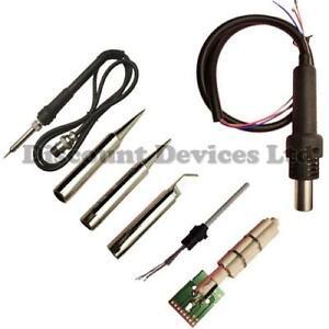 Spare Parts For Hot Air Rework Soldering/Desoldering Iron Station Gun