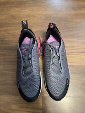 "Nike Air Max 270 Wild Child ""Grey/Pink"" Grade School Girls' Shoe - Size 12.5C"