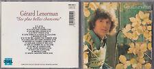 CD 17T GERARD LENORMAN SES PLUS BELLES CHANSONS BEST OF 1989 EXCLUSIVITÉ DIAL