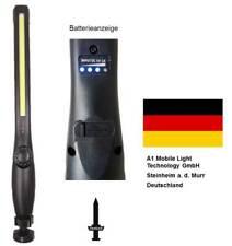 COB LED Akku Werkstattleuchte Handlampe Werkstattlampe Taschenlampe PANSAN flach