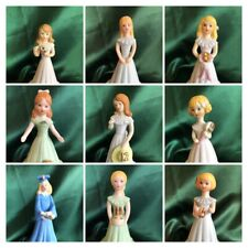 Enesco - Growing Up Girls - Assorted Birthday Ages /Hair Color - You Choose!
