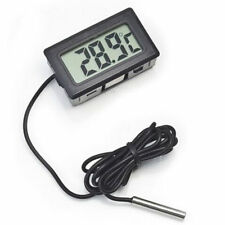 Mini Home Digital Probe LCD Fridge Freezer Thermometer Temperature Gauge Tool ER