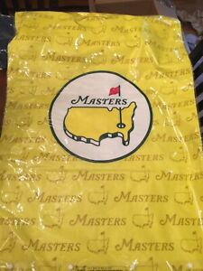 2021 Masters house flag augusta national golf embroidered logo pga new