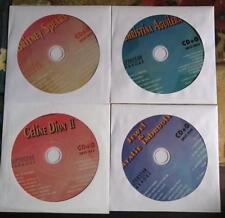 4 CDG DISCS LOT 90'S FEMALE KARAOKE HITS OF JEWEL,CELINE DION CD MUSIC *SALE*