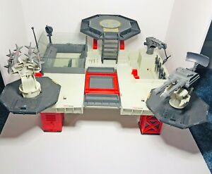 1980s GI Joe Tactical Battle Platform 1985 ARAH COMPLETE