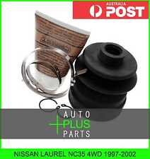 Fits NISSAN LAUREL NC35 4WD 1997-2002 - Boot Inner Cv Joint (72.5X96X20.7) Kit