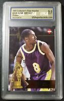 1997 Collector's Edge Impulse #6-6 Promo Kobe Bryant USA 9 HOF Inductee May 2021