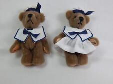 "World of Miniature Bears 4/"" Cashmere Bear Grandma #852C Collectible Bear"