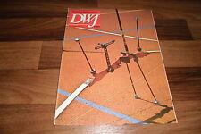 DWJ / Deutsches Waffen-Journal Nr. 2 / 1982 -- Bockbüchsflinte mit Wechsellauf