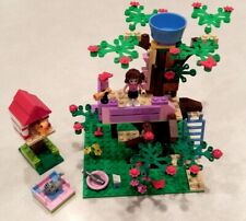 Lego 3065 Olivia's Tree House Friends 100% Complete