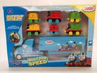 Thomas and friends alloy truck carrier cake topper