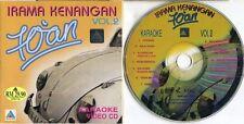 Malaysia Malay Irama Kenangan 70'an Vol.2 Sharifah Aini Khaty 1997 VCD FCS1497