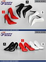 Toyscentre TCT-012 1/6 Fashion Female High-Heeled Shoes fit 12'' Figure Toy