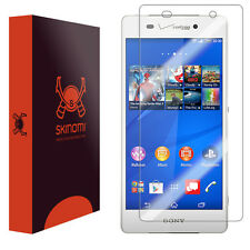 New Skinomi TechSkin - Ultra Clear Film Screen Protector for Sony Xperia Z3V