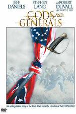 GODS & GENERALS / (WS) - DVD - Region 1