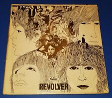 The Beatles Revolver Capitol MONO original inner sleeve