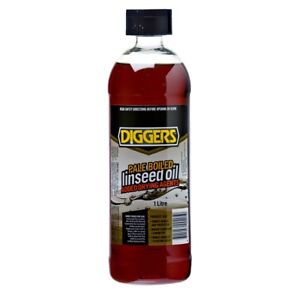 Diggers 1L Boiled Linseed Oil