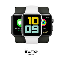 Apple Watch Series 3  Aluminium Case 38MM 42MM GPS Cellular All Colours