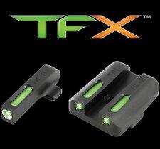 New TFX™ Tritium/Fiber-Optic Day/Night Sights Springfield Armory XD Set