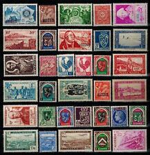 lot de timbres anciens Algérie neufs **