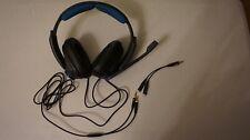 Sennheiser GSP 300 Gaming Headset - Black/Blue
