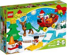 LEGO® DUPLO® 10837 Winterspaß mit dem Weihnachtsmann NEU OVP NEW MISB NRFB
