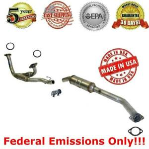 Toyota Sienna 3.0L Catalytic Converters  1998-2000 DirectFit OBDII 15H51-248