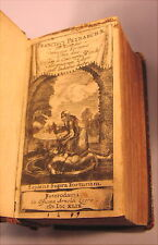 Rares altes Buch von 1649 Rotterdam Holland Niederlande