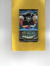 2007-08 U/D MINI NHL JERSEY SEALED PACKED-MAYBE AN  AUTOGRAPH JERSEY IN A PACK?